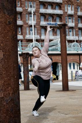 Dancing through Brighton