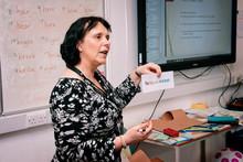 Bradford College, Teaching English