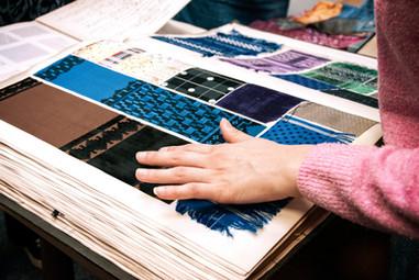 Bradford College, Textiles