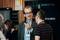 Open Event at Bradford College, 2019