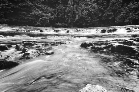 Aysgarth Falls, Yorkshire Dales, 2020