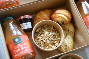 Gourmet Breakfast Box