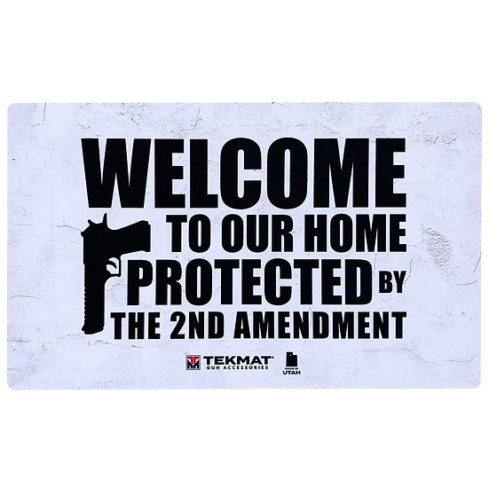 2nd Amendment TekMat Door Mat