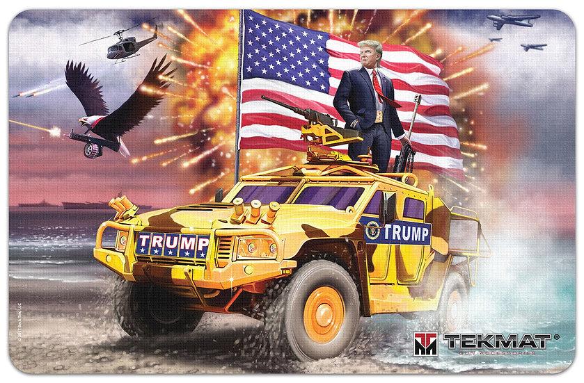 Trump TekMat Benchmat