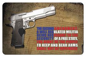 Right to Bear Arms TekMat Benchmat
