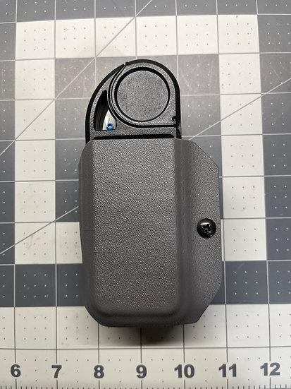JMFD Customs Kydex Holster for Kestrel 5000/5700-Gunmetal Gray