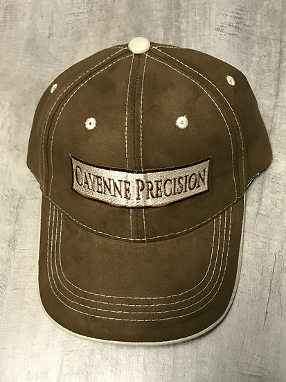 Cayenne Precision Cap - Brown/Khaki
