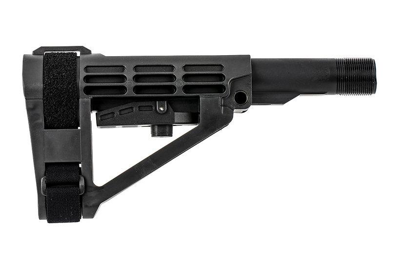 SB Tactical SBA4 Pistol Stabilizing Brace - Black