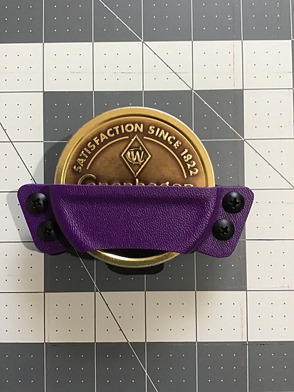 JMFD Customs Dip Can / Snuff Can Holster