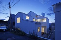 朝日ヶ丘の家