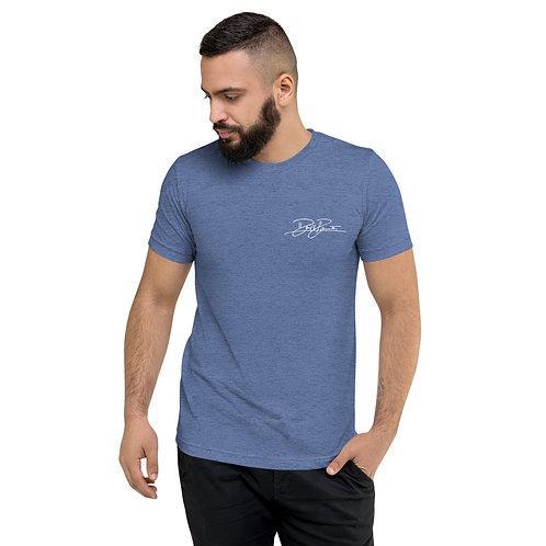 Unisex Sunset Sessions (B&W Logo) T-shirt