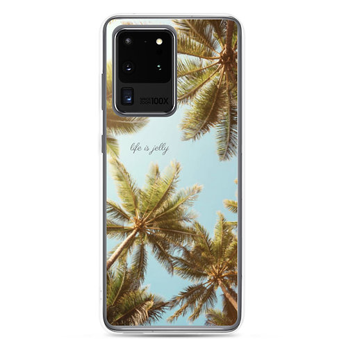 """""""Life is Jelly"""" Palms - Samsung Case"""