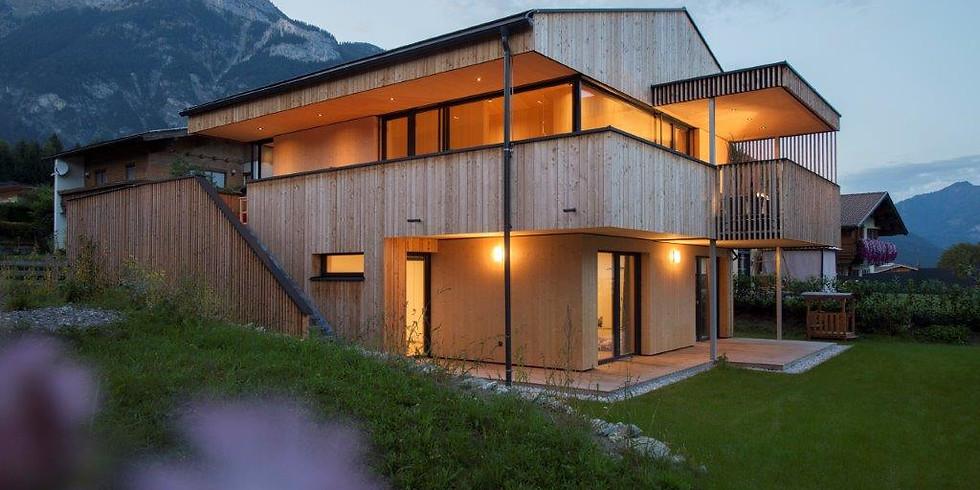 Fortbildung Holzbau - Planung-Ausführung-Wartung / technische und rechtliche Aspekte im Schadensfall