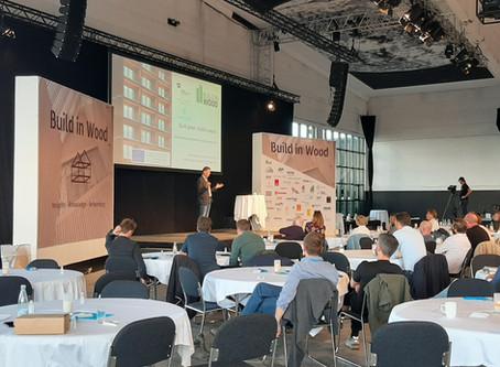 Build In Wood Conference, Copenhagen