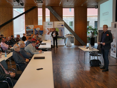 "Project Presentation at ""Technology Talks"" in Tyrol, Austria"