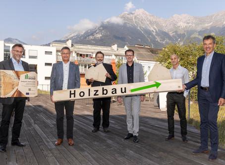 More timber for Innsbruck