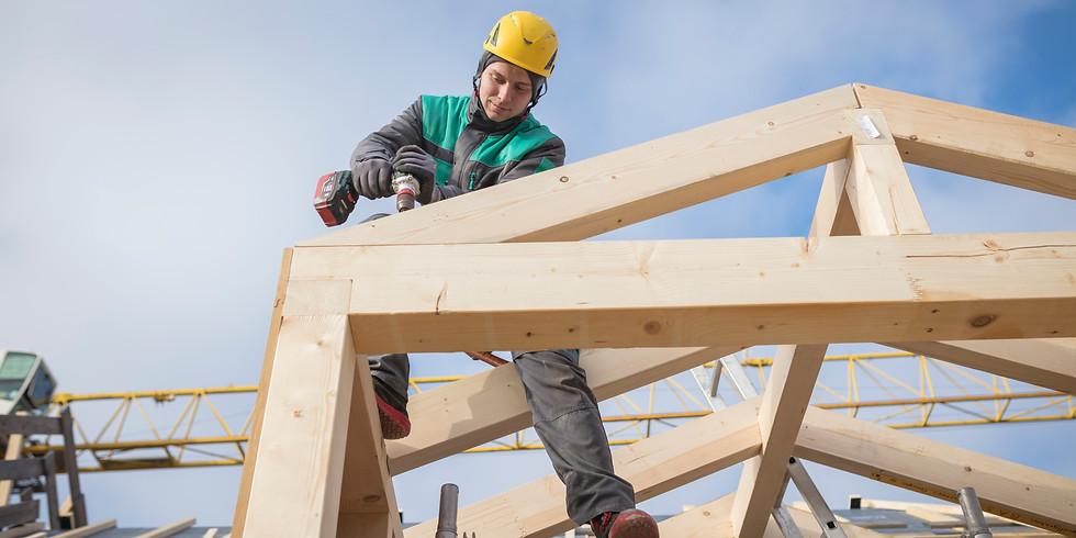 ABGESAGT! Fortbildung Holzbau - Baustellendokumentation für GesellInnen