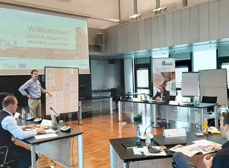 Innsbruck: 1st Early Adopter City Workshop