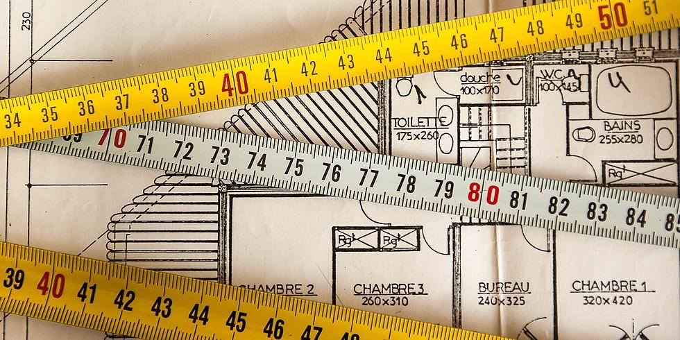 Fortbildung Holzbau - Bauabrechnung, Aufmaß und Abrechnungsbestimmungen