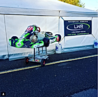 Liam Wright Racing - Awning at PFI