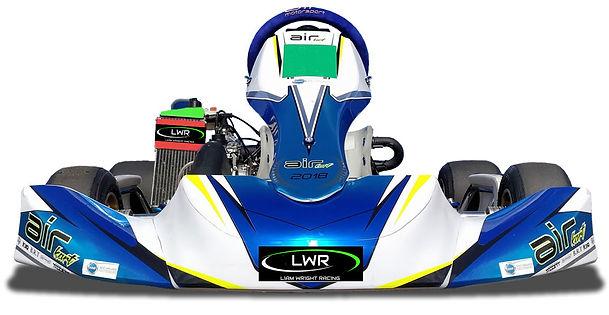 AIRkart chassis.  British built kart chassis