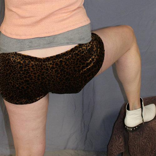 Eye of the Cheetah booty shorts