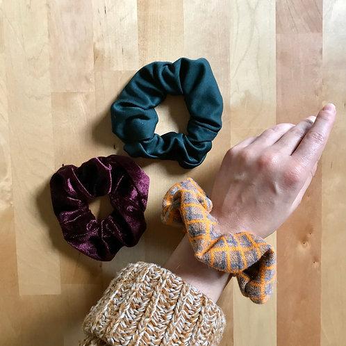 Coordinated Scrunchie 3 Pack