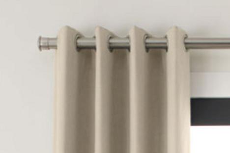 Jefferson Linen - Grommet - Quick Ship Panel
