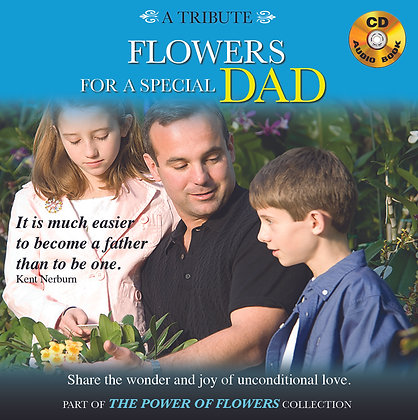 A Tribute Flowers for a Special Dad