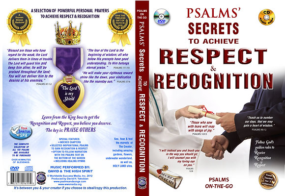 To Achieve Respect & Recognition