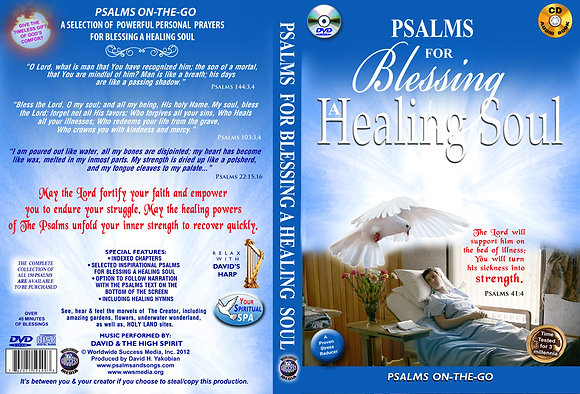 Blessing Psalms for Healing