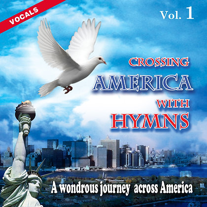Crossing America with Hymns, Vol.