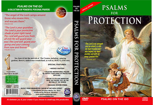 For Protection (Angel)