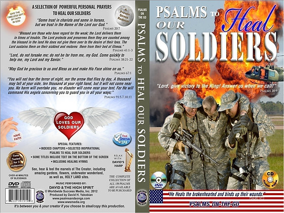 To Heal Our Soldiers