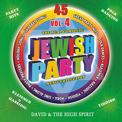 The Real Complete Jewish Party  Vol. 4