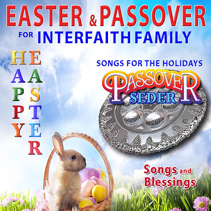 Easter & Passover for Interfaith Family