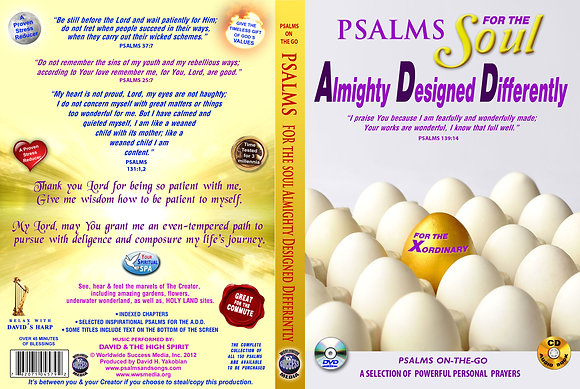 For the Soul Almighty Designed Differently