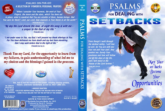 For Dealing with Setbacks