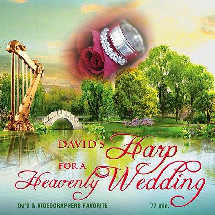 David's Harp for a Heavenly Wedding
