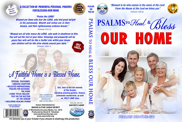 To Heal & Bless Our Home
