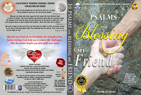 For Blessing My Friend (Men)