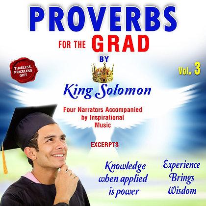 Proverbs for the Grad (Men) Vol. 3