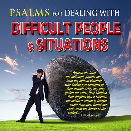 For Dealing with Difficult People & Situations
