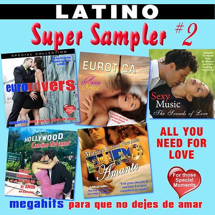 Latino Super Sampler # 2