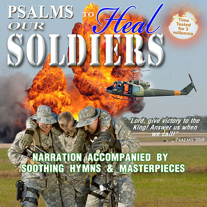 Psalms to Heal Our Soldiers