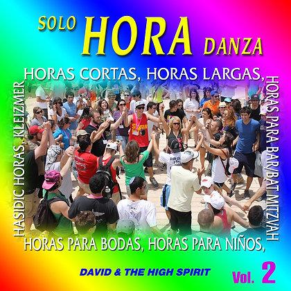 Solo Hora Danza, Vol. 2