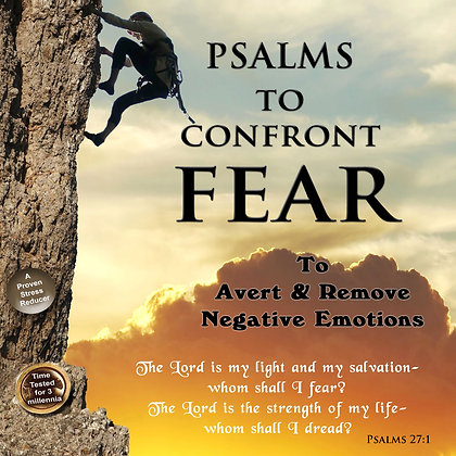 To Comfront Fear