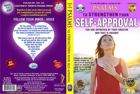 To Strengthen Your Self-Approval
