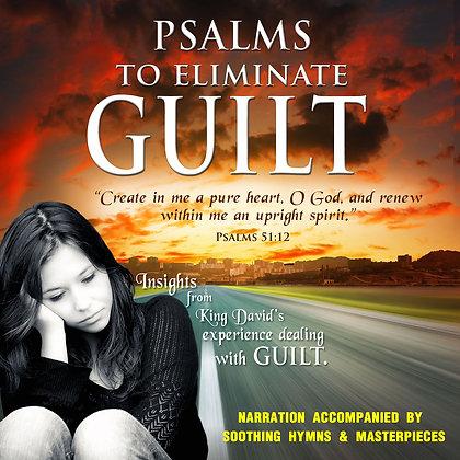 To Eliminate Guilt