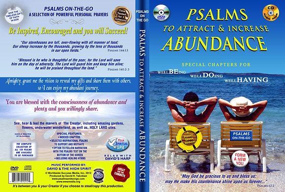 Psalms to Attract & Increase Abundance